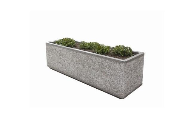 Concrete Security Planter Tf4213sp